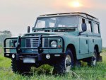Land Rover Series IIA ปี 1966